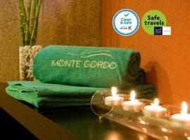 Monte Gordo Hotel Apartamentos & Spa, hotel em Monte Gordo
