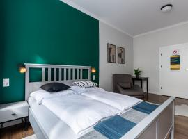 Villa Wilda, pet-friendly hotel in Poznań