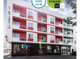 Faro Boutique Hotel, hotel near Faro Airport - FAO,