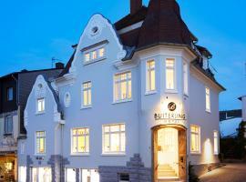 Die Sperre, hotel in Winterberg