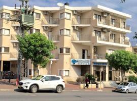 Berger Hotel, מלון בטבריה