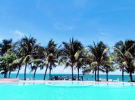 Pacific Beach Resort, отель в Муйне