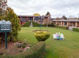 Alpine View Motel, hotel in Te Anau