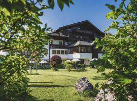 Hotel Bergrose, Hotel in Strobl