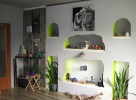 2 rooms in the Villa Filou: Gschwendt şehrinde bir villa