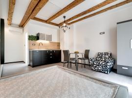 Black & White Apartments, budget hotel in Rijeka