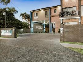 AVENUE MOTEL APARTMENTS, hotel in Toowoomba