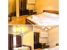 Apartment Artniks, отель в Новосибирске