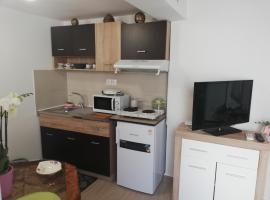 Small Studio with Yard, pet-friendly hotel in Chania Town