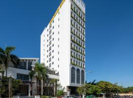 Gold Plaza Hotel Da Nang, hotel in Da Nang