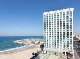 Crowne Plaza Tel Aviv Beach, hotel in Tel Aviv