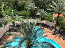 מלון רסטל, מלון בטבריה