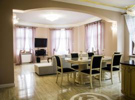Shelby Apartamenty, family hotel in Gniezno