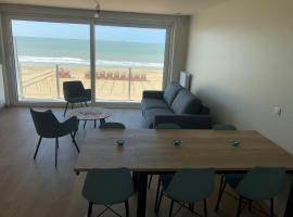 Appartement in residentie Falcon beach, apartment in De Panne