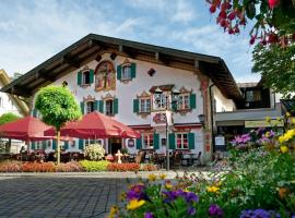 Landhotel Hoisl-Bräu, hotel in Penzberg