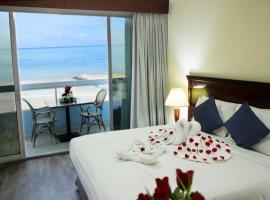 Mermaid Beach Hotel LLC, отель в Аджмане