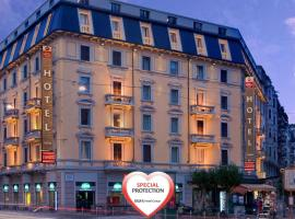 Best Western Plus Hotel Galles, hotel in Milan