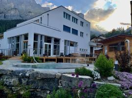 Therme 51° Hotel Physio & Spa, hotel in Leukerbad