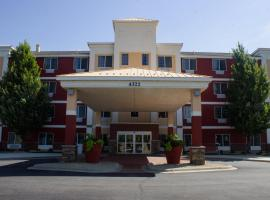 Holiday Inn Express and Suites St. Cloud, lodging in Saint Cloud