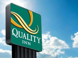 Quality Inn, hotell Orlandos