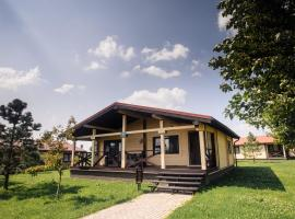 Country Club Fisherix, hotel near Trud Stadium, Ovechkino