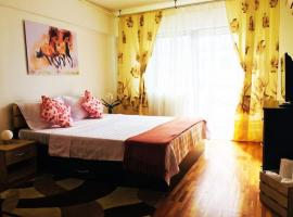 City Center Unirii SHARED 3 Rooms 1 shared bath in Apartment with balcony NationalLibrary
