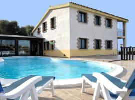Hotel Santa Maria, hotel a Aglientu