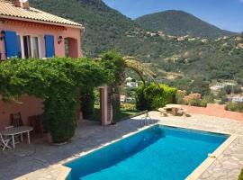 Rez-de Villa Piscine, hotel near La Mole Airport - LTT,
