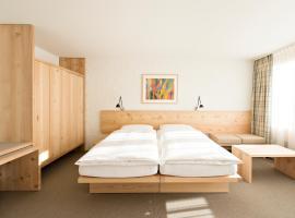 Hauser Hotel St. Moritz, hotel a Sankt Moritz