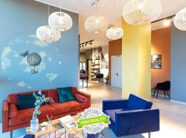 B&B Hotel Roma Fiumicino, hotel din apropiere de Aeroportul Fiumicino Roma - FCO,