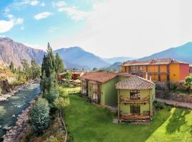 Amak Valle Sagrado, hotel in Urubamba