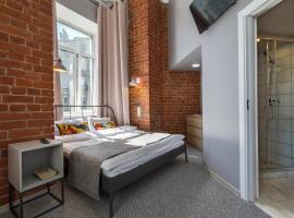 Ekspo-Hotel, bed & breakfast a San Pietroburgo