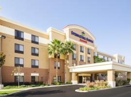 SpringHill Suites Fresno, hotel in Fresno
