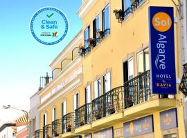 Hotel Sol Algarve by Kavia, хотел в Фаро