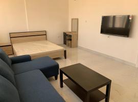 OYO 539 Home Mubarak Al Ameri, apartment in Abu Dhabi