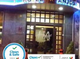 Hotel Anjos, hôtel à Lisbonne près de: Musée de l'Eau