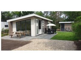 Bosrand 11 Camping Haeghehorst, accommodation in Ermelo