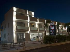 Hotel Aurora, hotel a Porto Cesareo