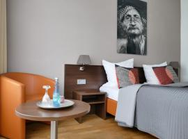 RS-HOTEL - smart luxury hotel & apartments, hotel in Brühl