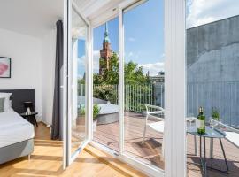 BENSIMON apartments Prenzlauer Berg, appartement in Berlijn