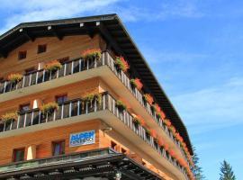 Alpen Experience - Jugendgästehaus CVJM Aktivzentrum Hintersee, Hotel in Ramsau bei Berchtesgaden