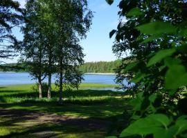 Tykkimäki Camping, hotelli Kouvolassa