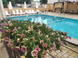 Laguna Hotel, готель у Скадовську