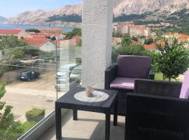 King's Apartment, hotel in Baška