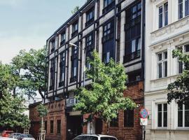 Loft w sercu Warszawy