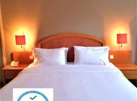 Hotel Vianorte, hotel near Leca do Balio Monastery, Maia