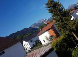 Ferienwohnung Alpen Sunshine Füssen