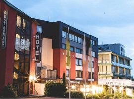 PLAZA Hotel Föhr am Bodensee, hotel in Friedrichshafen