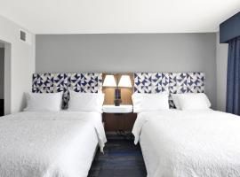 Hampton Inn & Suites Santa Ana/Orange County Airport, hotel in Santa Ana