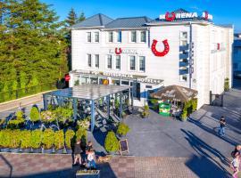 Murena Hotel i Restauracja – hotel w mieście Ustronie Morskie